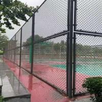 宝鸡市操场围网 体育场隔离网 运动场护栏网加工