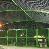 西安市体育场围网 笼式足球场围网 勾花网加工