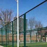 渭南市五人制球场围网 篮球场围栏网 体育馆隔离网