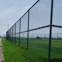 咸阳市浸塑隔离网 球场防护网 足球场围栏网可安装